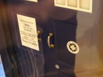 TARDIS PC Case door handles