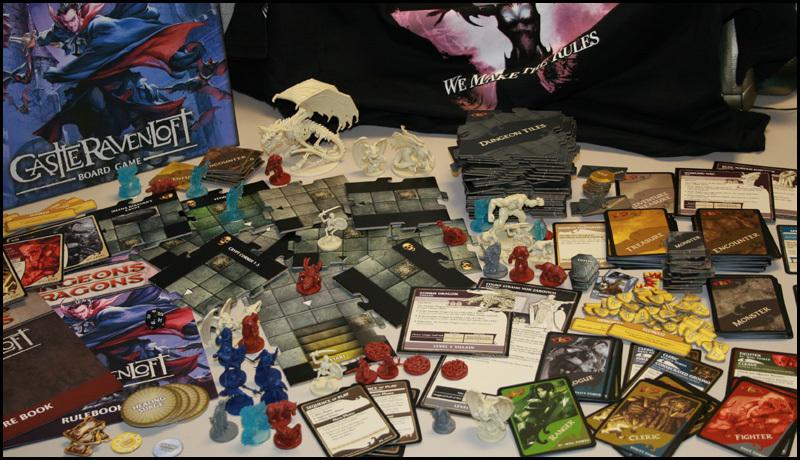 подземелье и драконы настольная игра купить