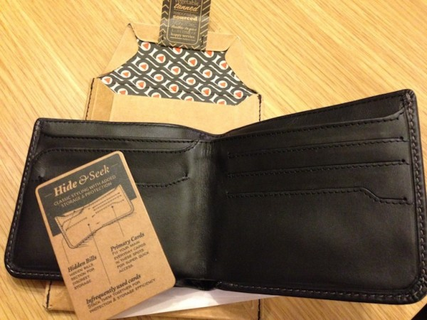 Bellroy Hide & Seek Slim Wallet Review