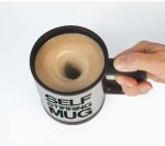 Is the Self-Stirring Mug an Ideal Gadget Christmas Present?
