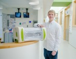 Inflatable Incubator Wins James Dyson Award