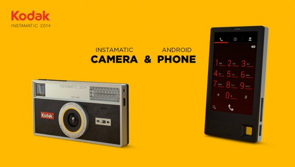 Kodak Phones and Tablets to be Launched