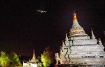 Solar Powered Plane Reaches China on World Trip